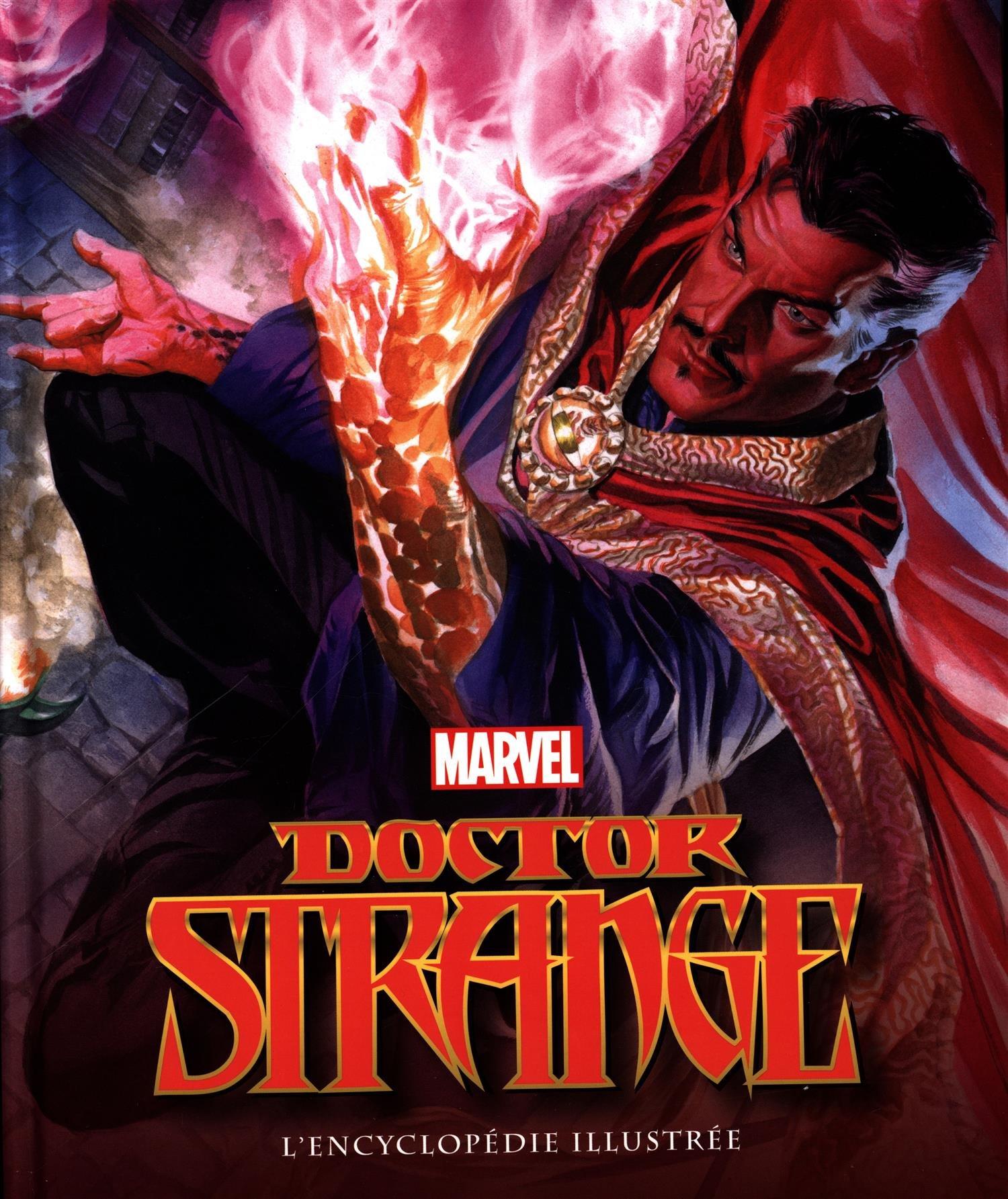 Doctor Strange, l'Encyclopédie illustrée 1 - Docteur Strange, l'encyclopédie illustrée