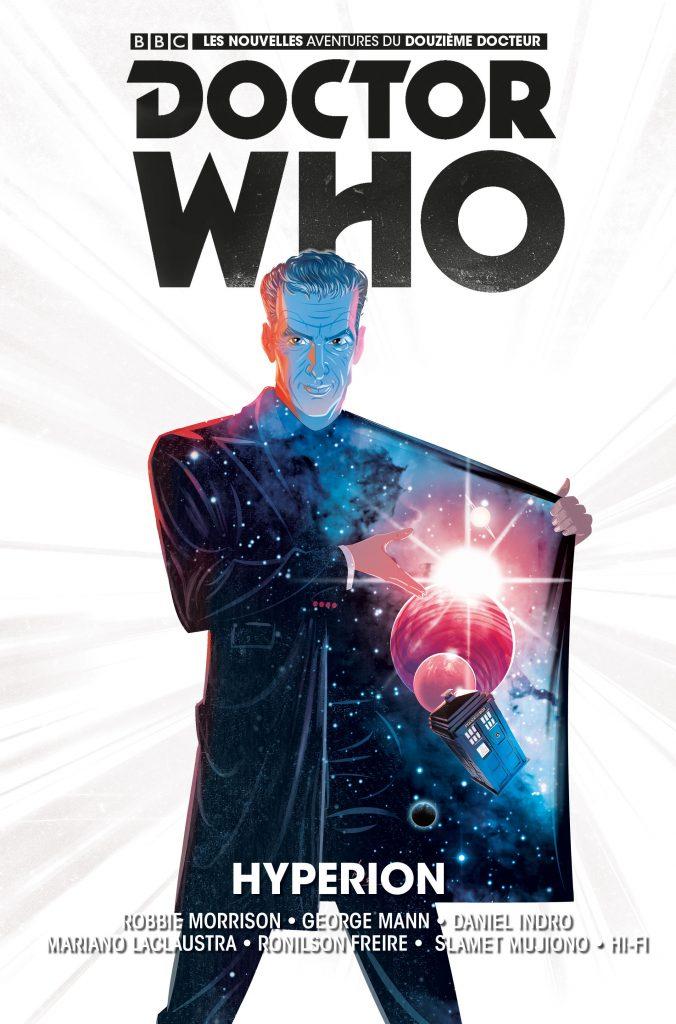 Doctor Who Comics - Douzième Docteur 3 - Hyperion