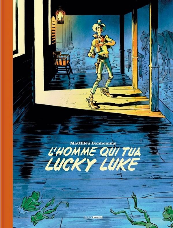 L'homme qui tua Lucky Luke 1