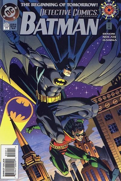 Batman - Detective Comics 0 - Choice of Weapons
