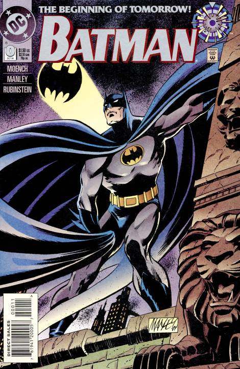 Batman 0 - Creature of the Night