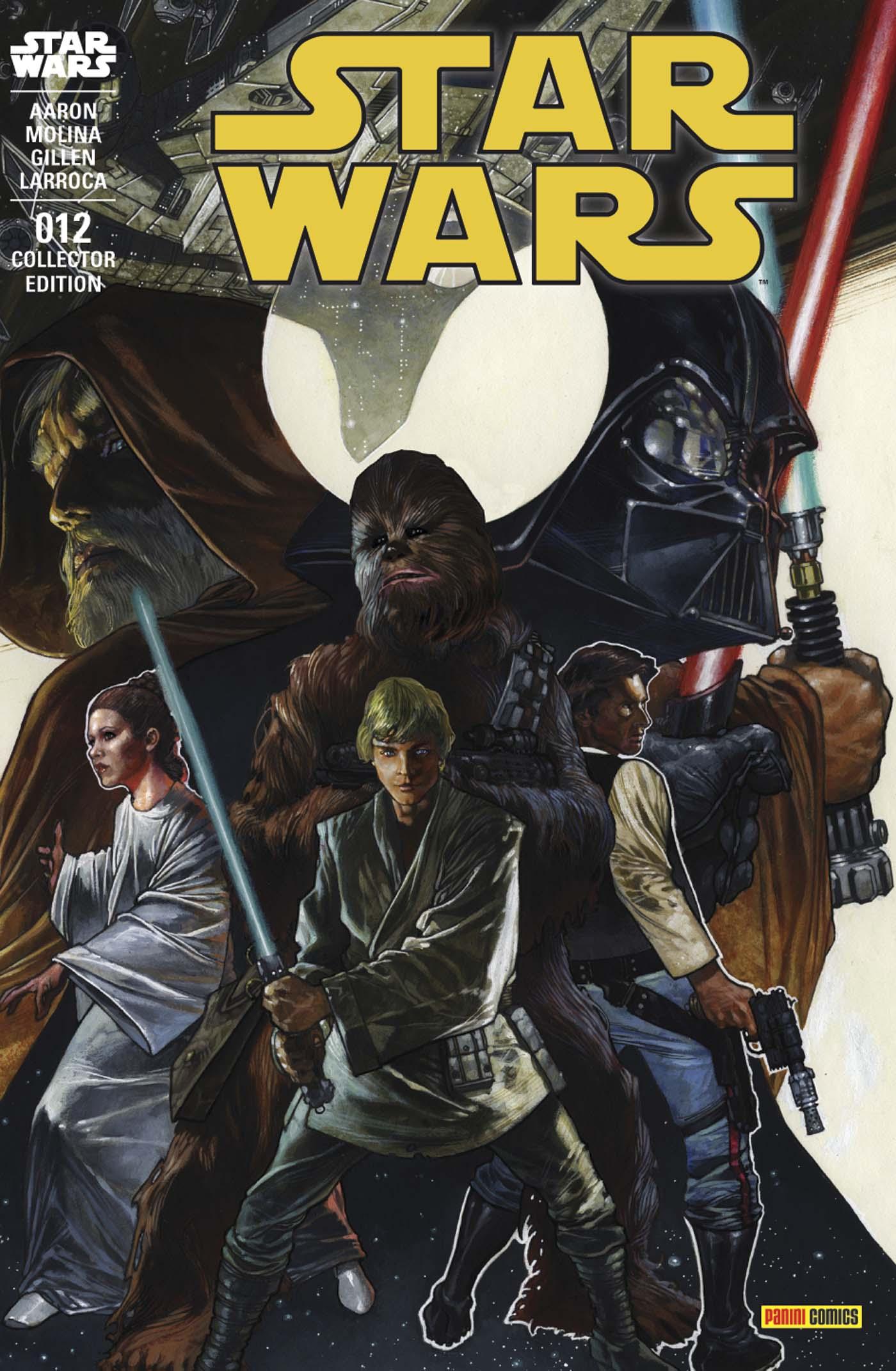 Star Wars 12 - Édition collector de Simone Bianchi - Tirage limité à 1200 exemplaires
