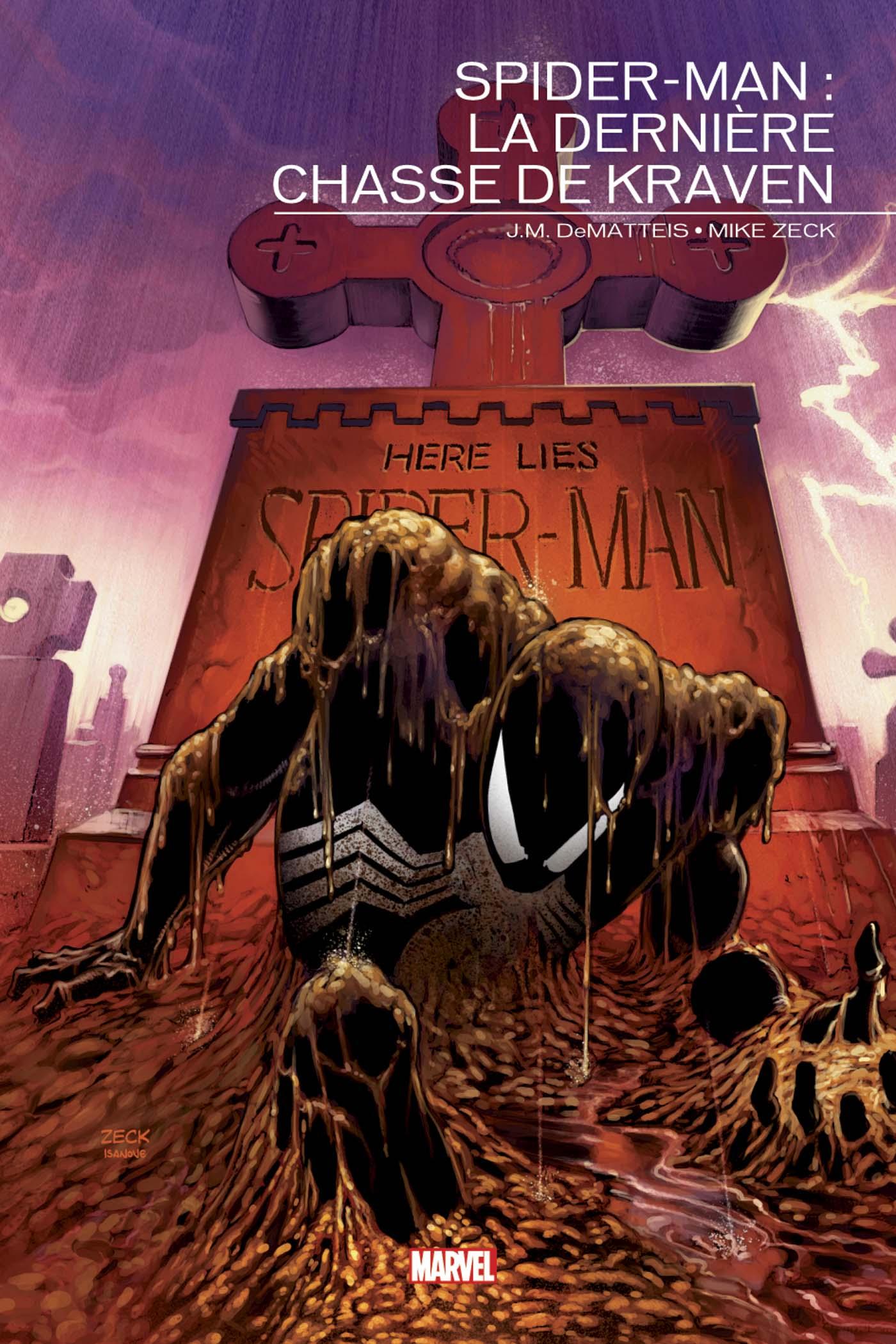 Spider-Man - La Dernière Chasse de Kraven 1 - MARVEL EVENTS - SPIDER-MAN - LA DERNIERE CHASSE DE KRAVEN