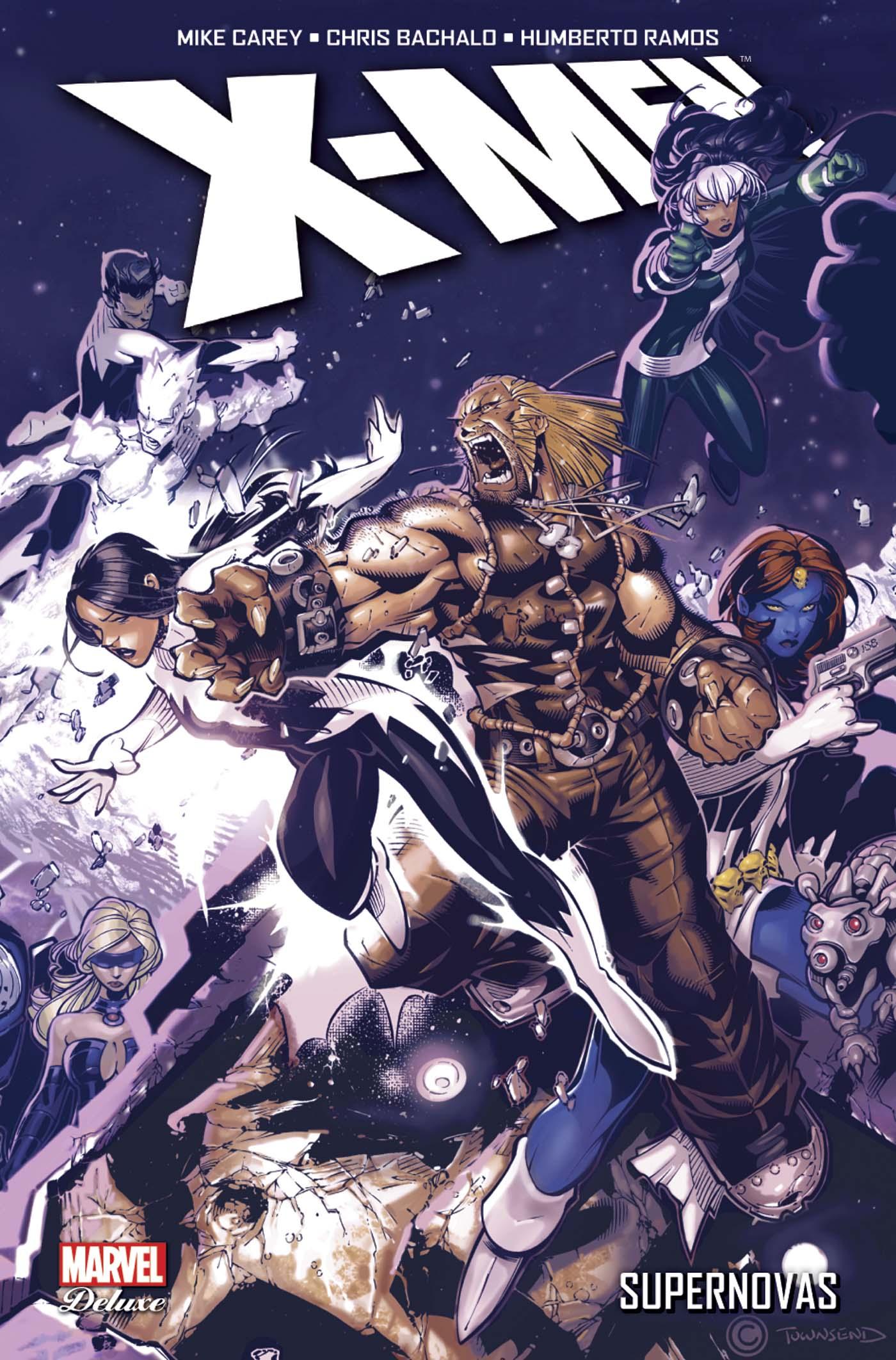 X-Men 3 - Supernovas