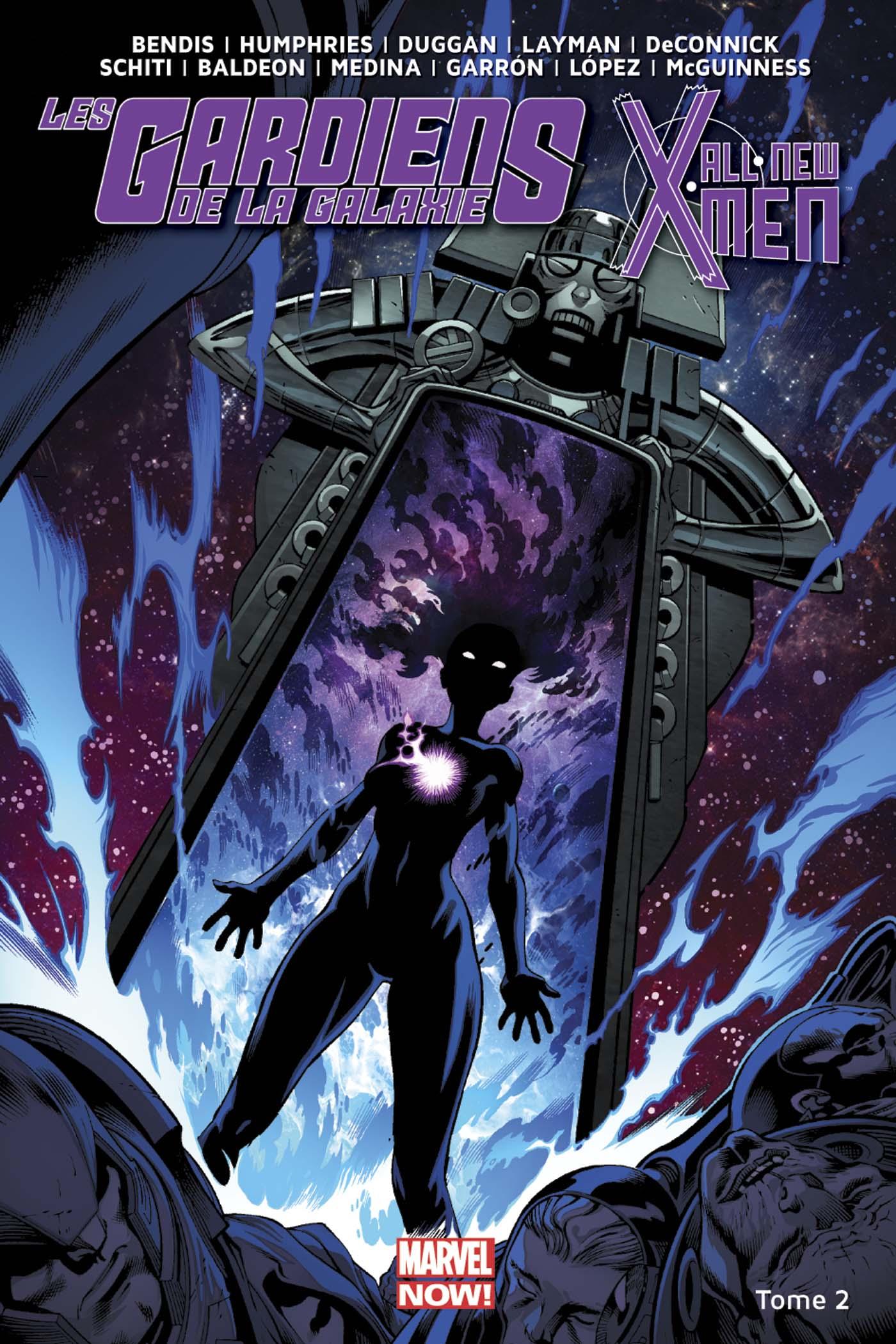 Les Gardiens de la Galaxie / All-New X-Men - Le Vortex Noir 2 - LE VORTEX NOIR 2 (sur 2)