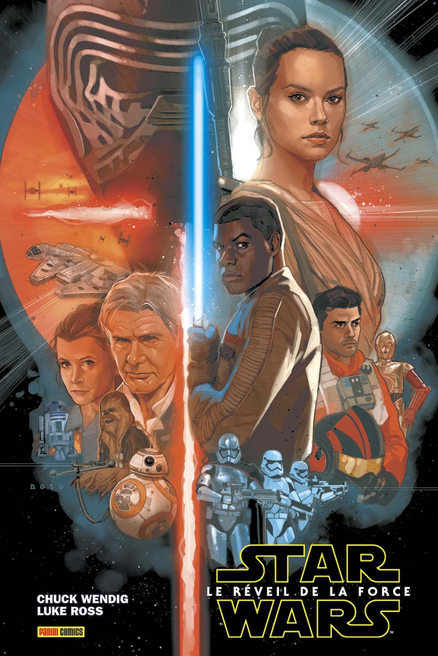 Star Wars - Le Réveil de La Force 1