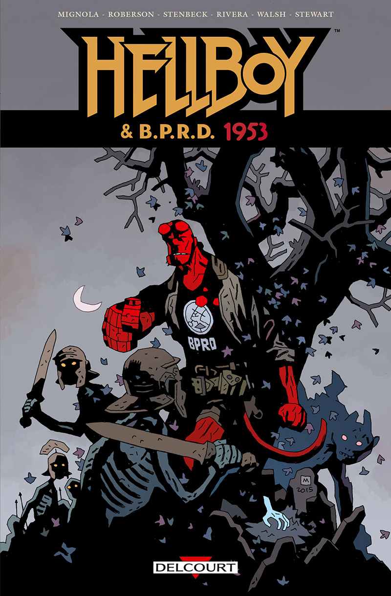 Hellboy and the B.P.R.D. 2 - 1953