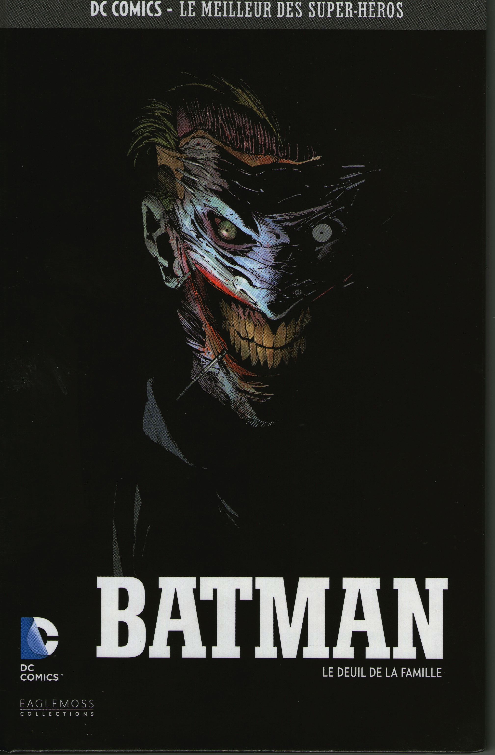 DC Comics - Le Meilleur des Super-Héros 39 - Batman Le Deuil de la Famille