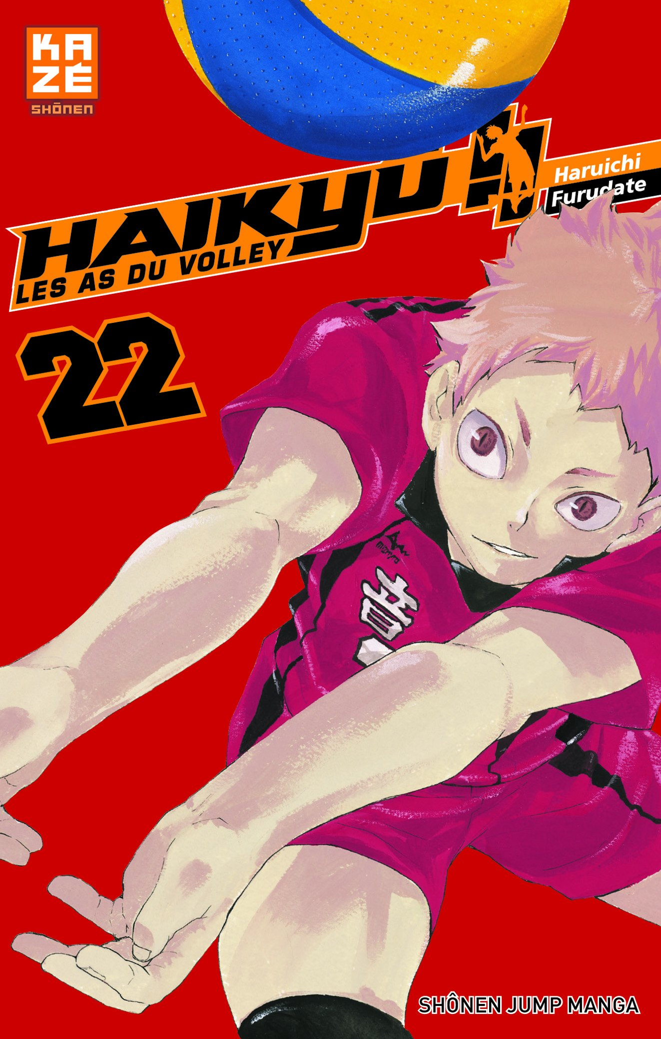 Haikyu !! Les As du Volley 22