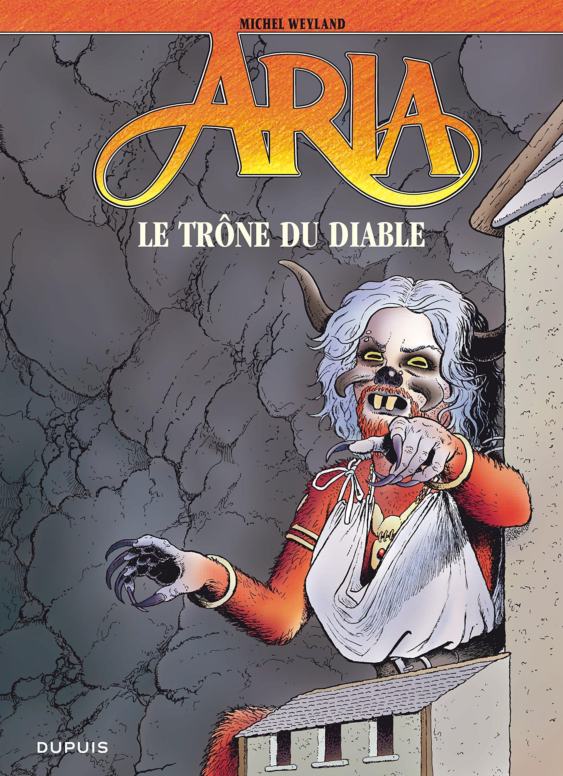Aria 38 - Le trône du diable
