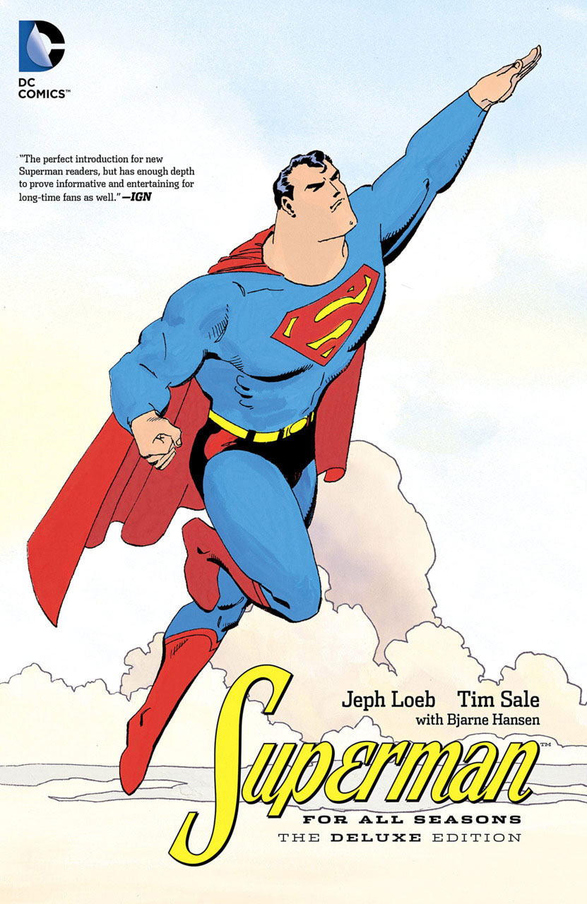 Les Saisons de Superman 1