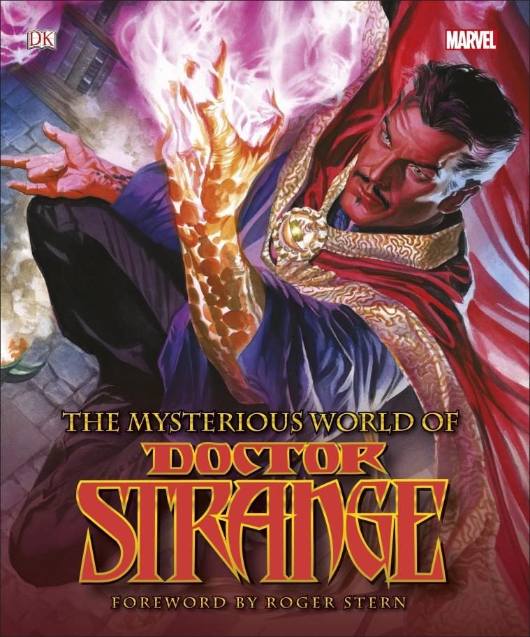 Doctor Strange, l'Encyclopédie illustrée 1 - The Mysterious World of Doctor Strange