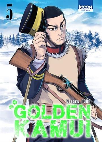 Golden Kamui 5