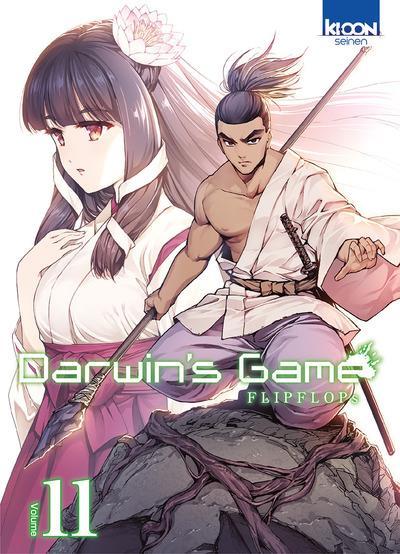 Darwin's Game 11