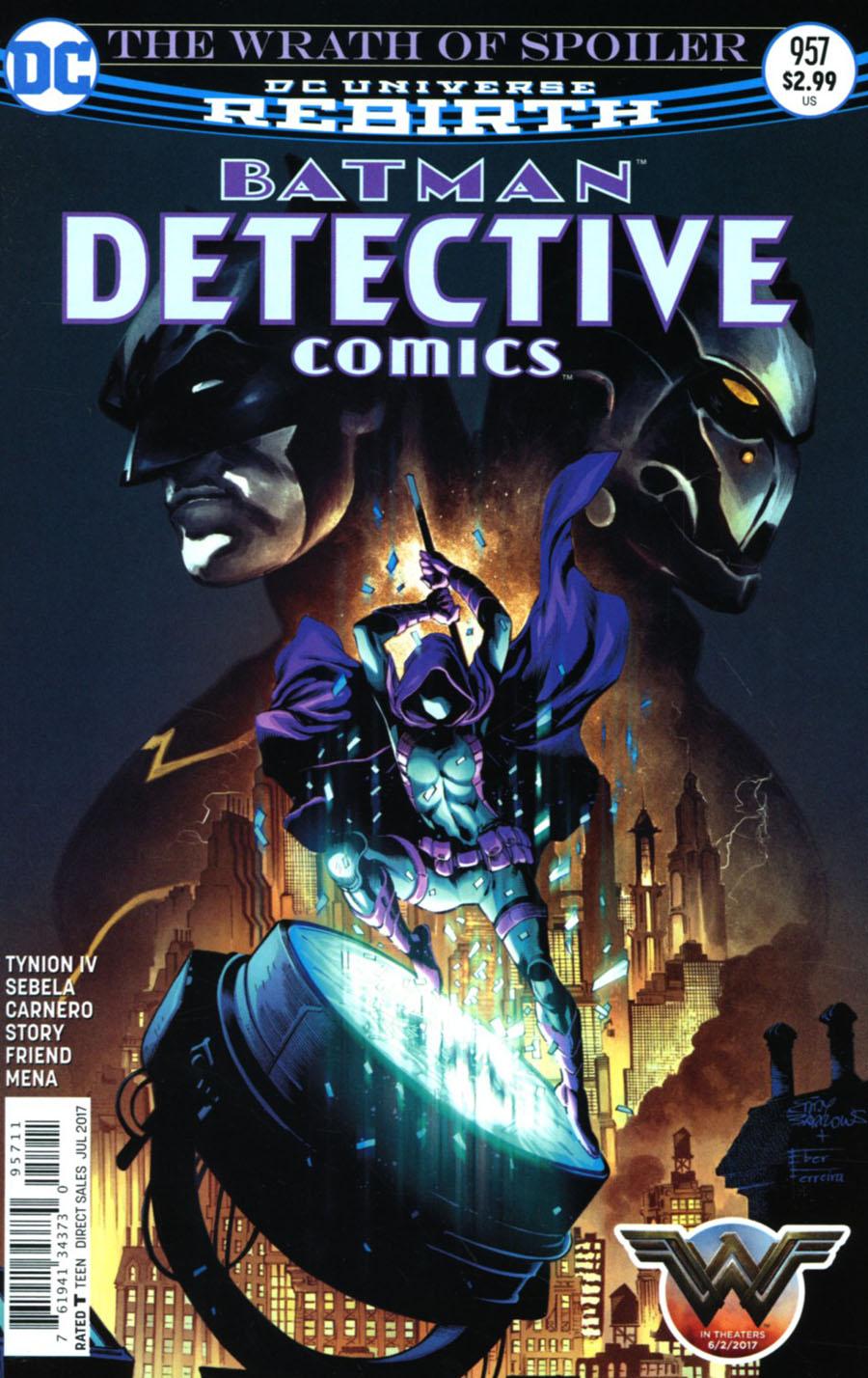 Batman - Detective Comics 957 - The Wrath Of Spoiler