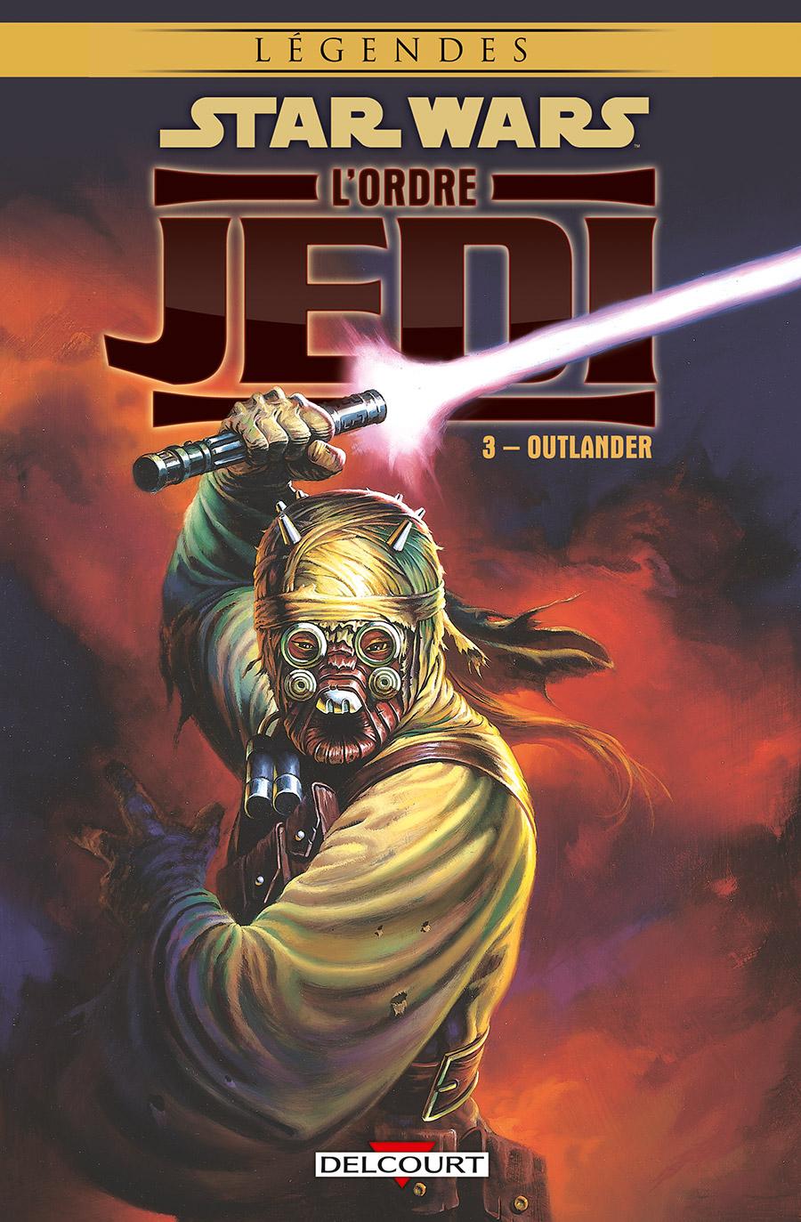 Star Wars - L'Ordre Jedi 3 - Outlander