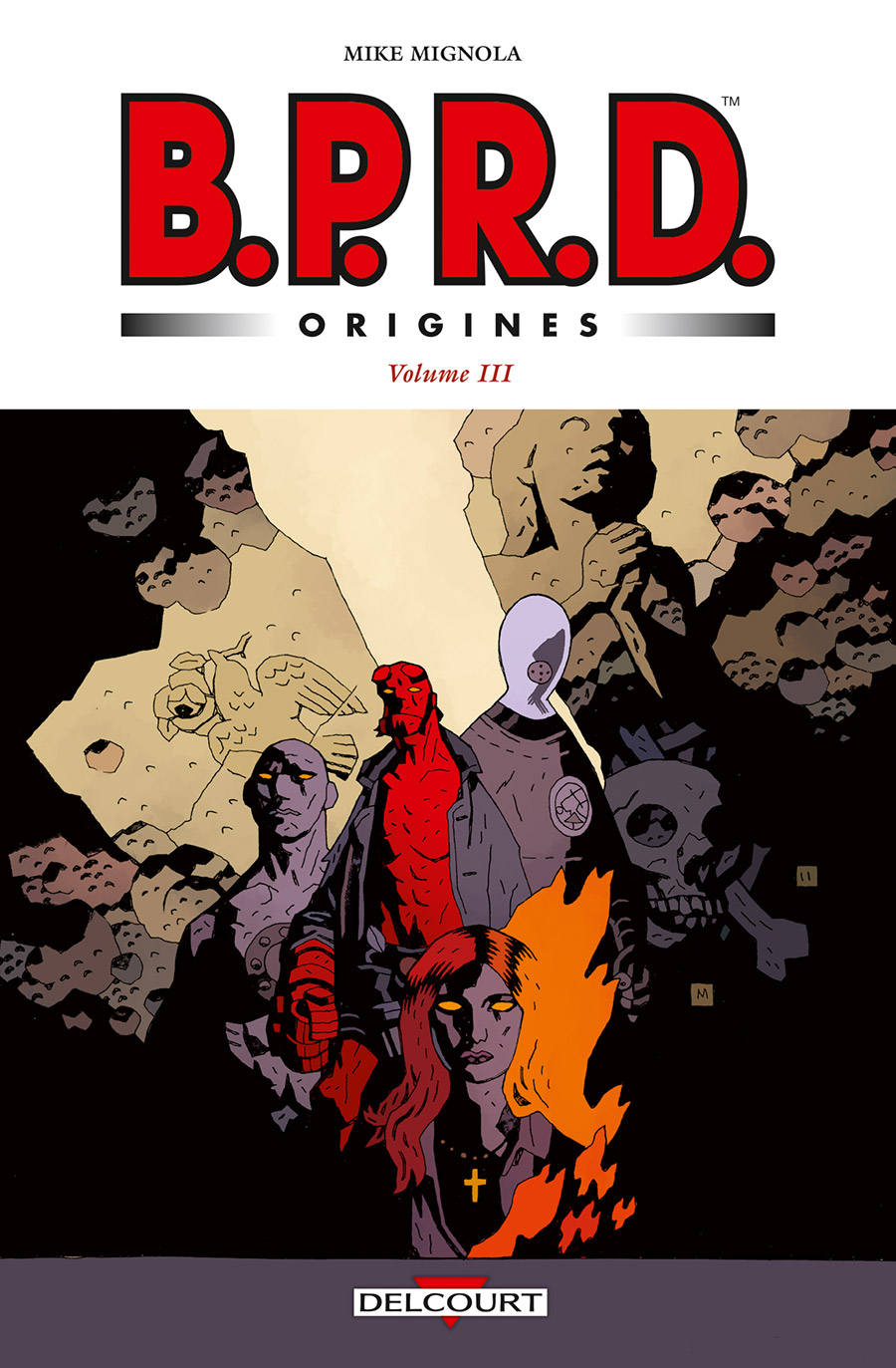 B.P.R.D. Origines 3