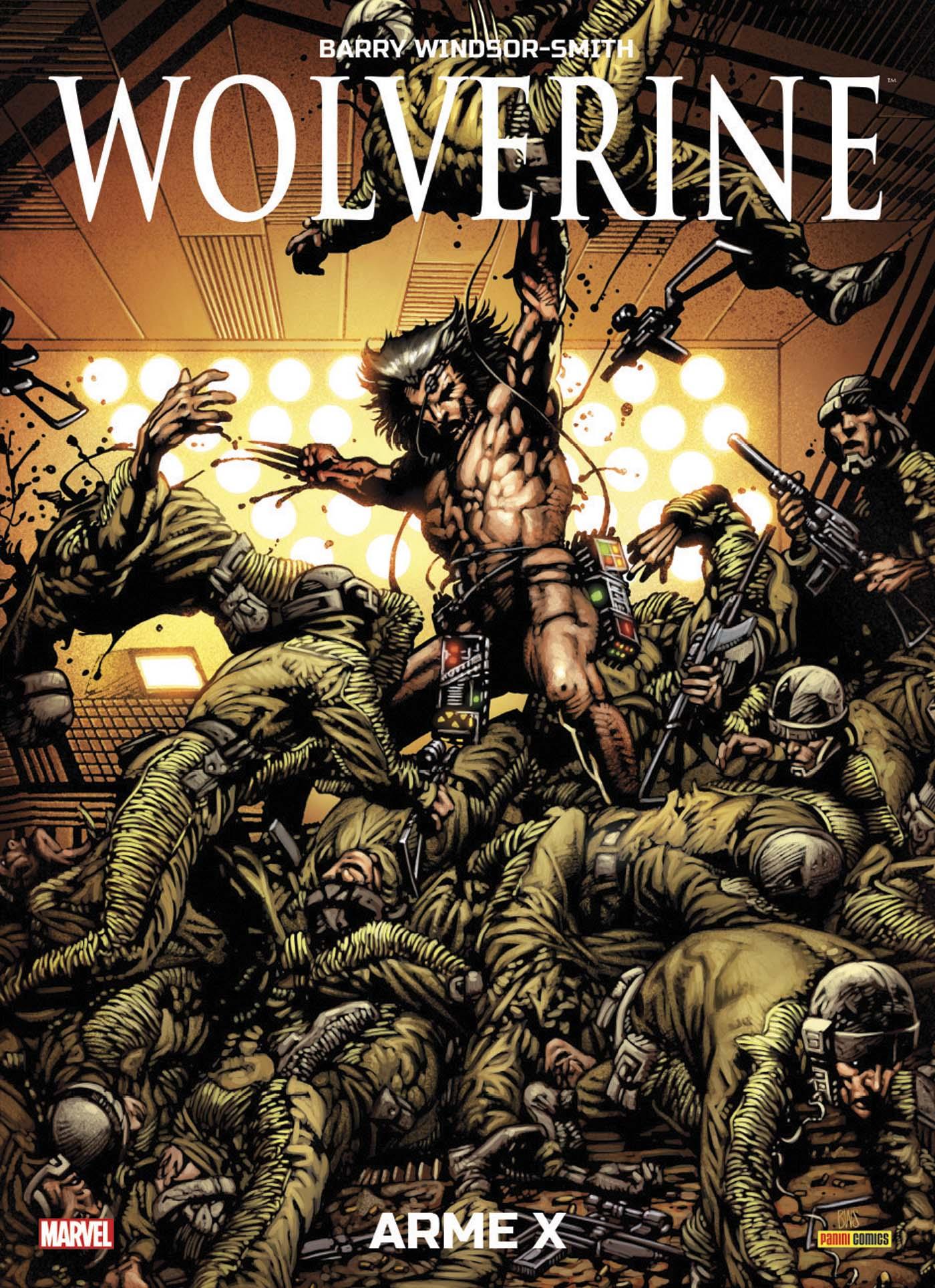 Wolverine - L'arme X 1 - WOLVERINE – L'ARME X