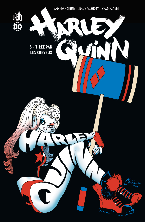 Harley Quinn 6 - Tirée par les cheveux