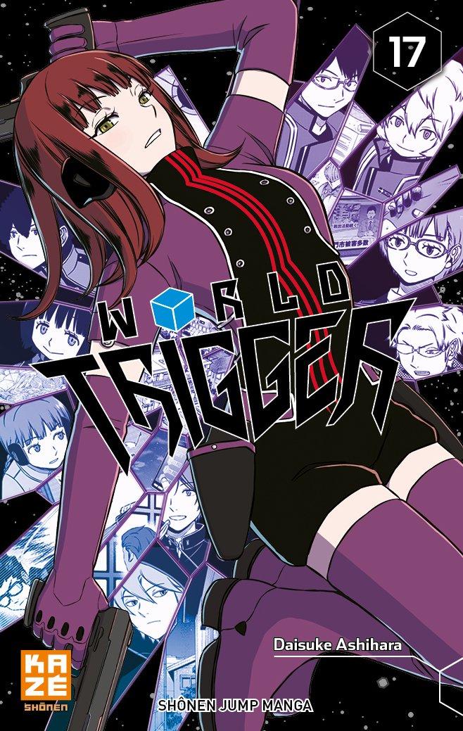World Trigger 17