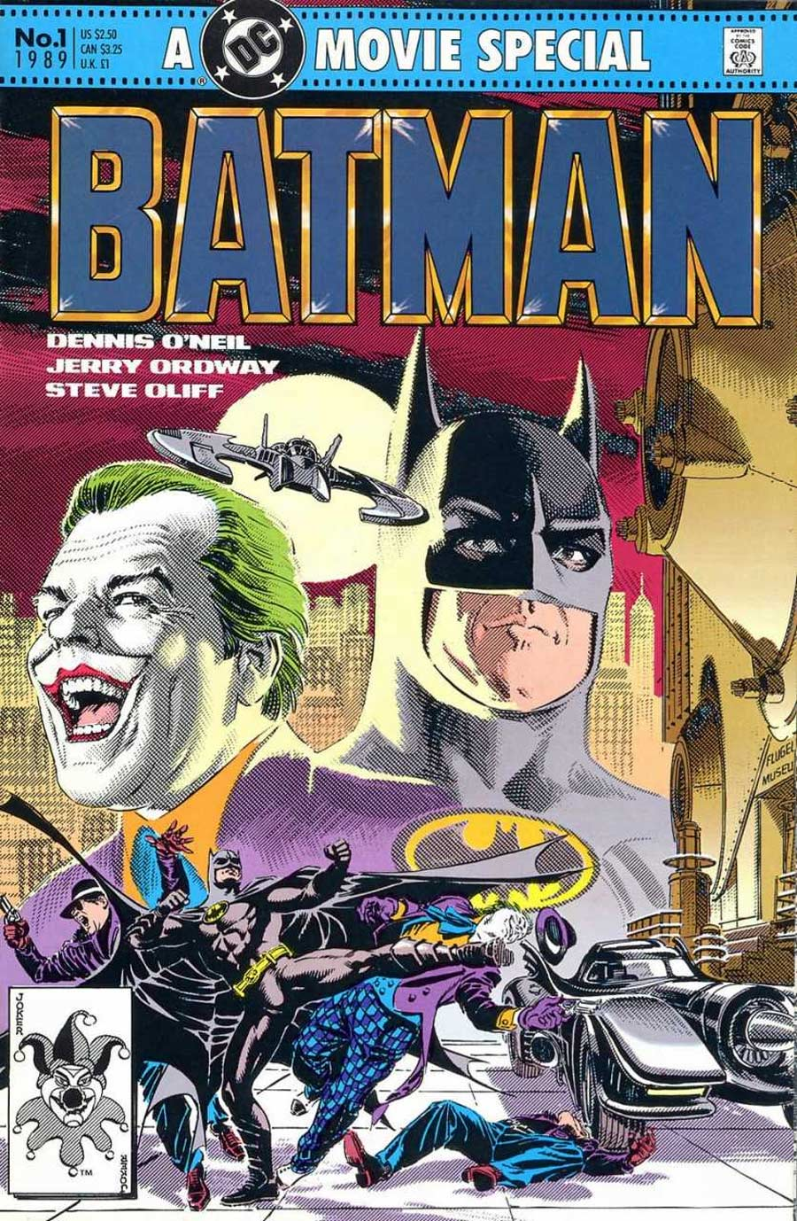 Batman - L'adaptation officielle du film en BD 1