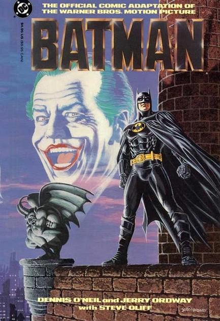 Batman - L'adaptation officielle du film en BD 1 - Direct Edition