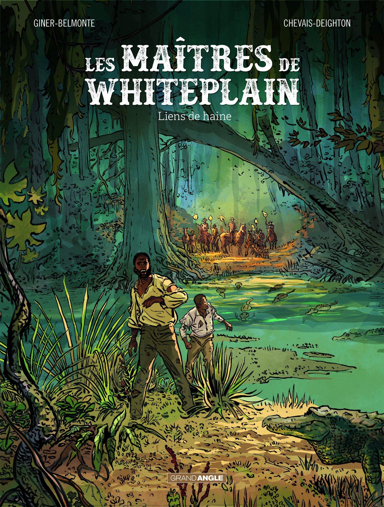 Les maitres de White Plain 1 - Liens de haine