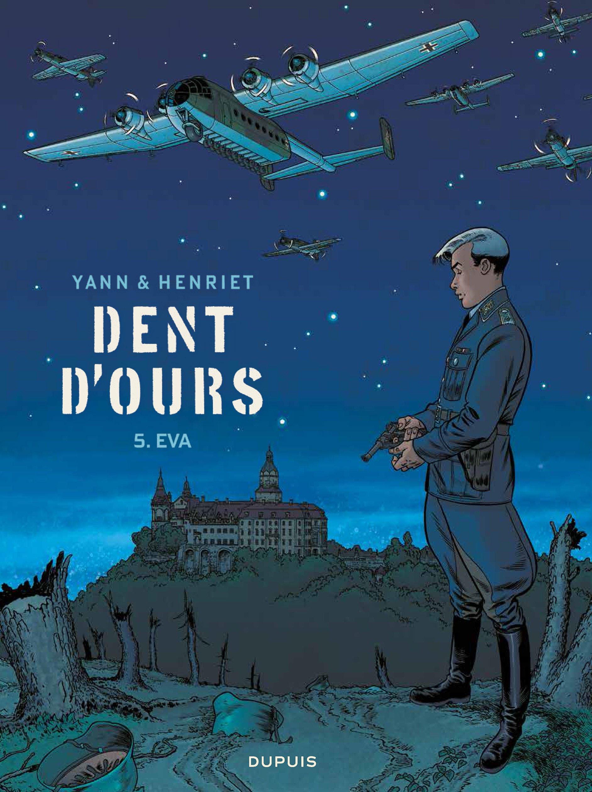 Dent d'ours 5 - Eva
