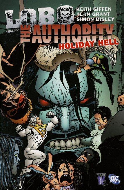 Lobo / The Authority 1 - Holiday Hell
