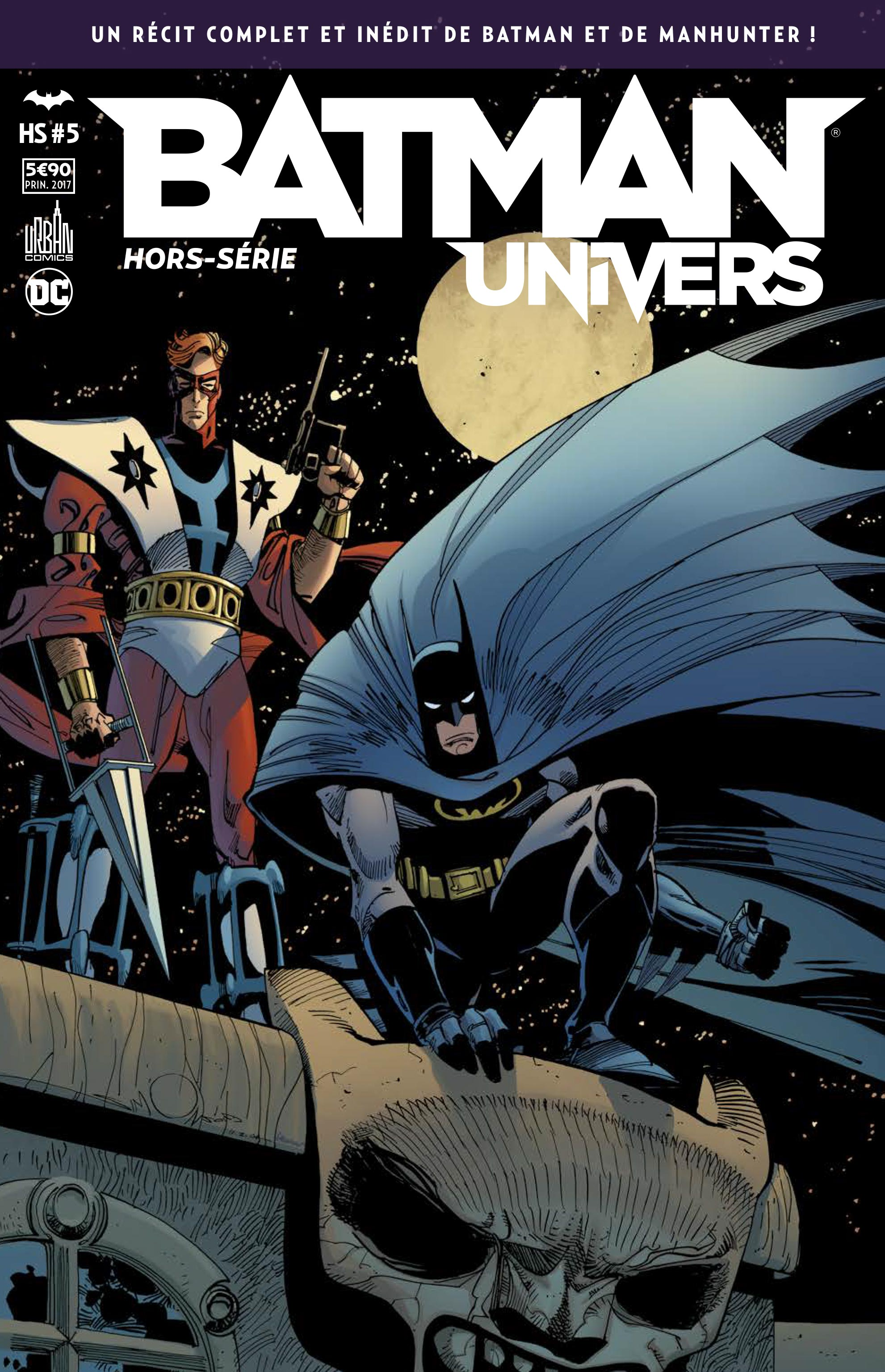 Batman Univers Hors-Série 5 - Manhunter