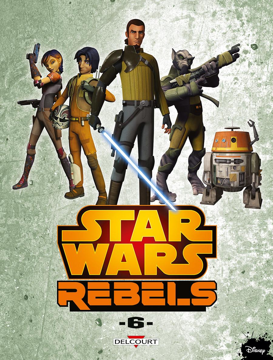 Star Wars - Rebels 6