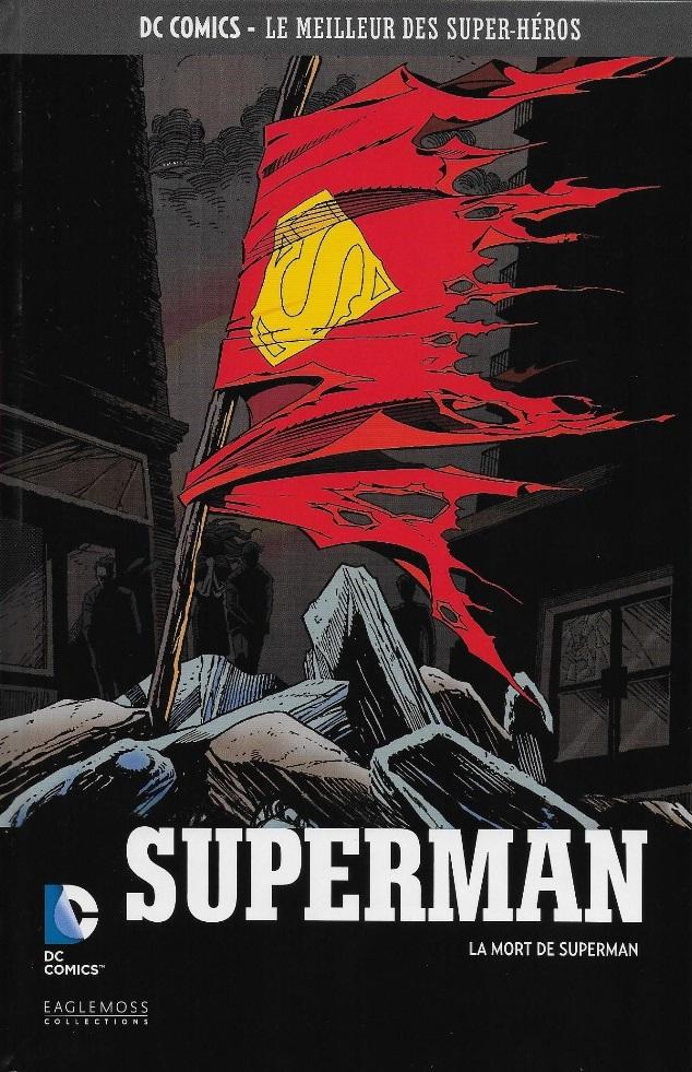 DC Comics - Le Meilleur des Super-Héros 40 - La mort de Superman