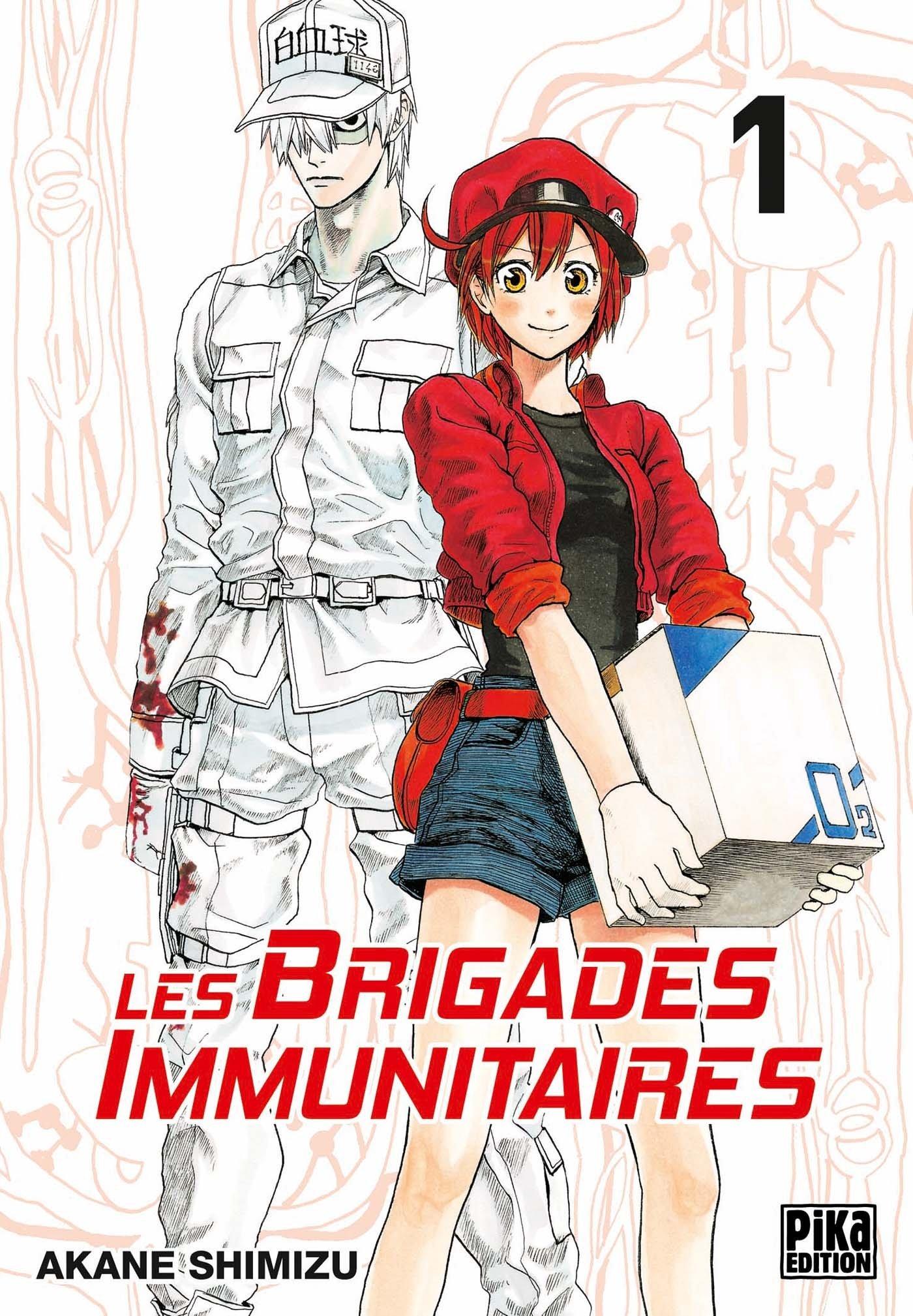 Les Brigades Immunitaires 1