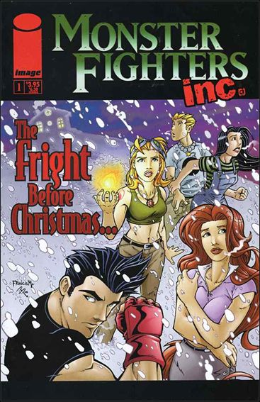 Monster Fighters Inc. - The Fright Before Christmas... 1