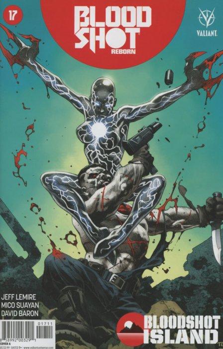 Bloodshot Reborn 17 - Bloodshot Island part 4