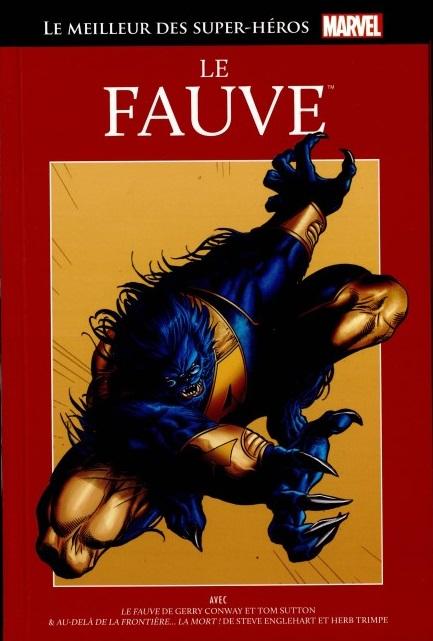 Le Meilleur des Super-Héros Marvel 31 -  Le Fauve