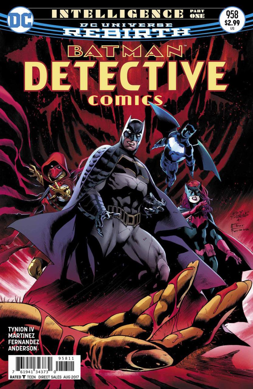 Batman - Detective Comics 958 - Intelligence