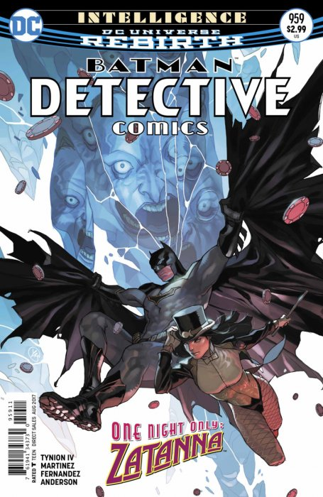 Batman - Detective Comics 959 - Intelligence 2