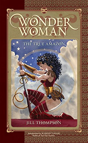 Wonder Woman - The True Amazon 1