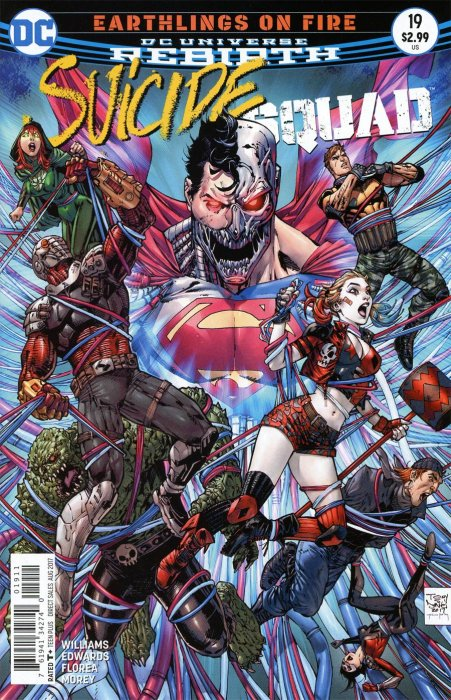Suicide Squad 19 - Earthlings on Fire - Finale