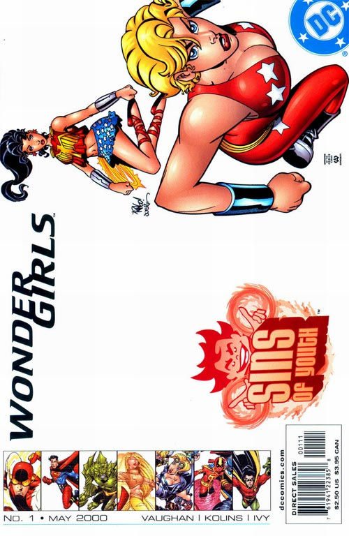 Sins of Youth - Wonder Girls 1 - Coming of Age