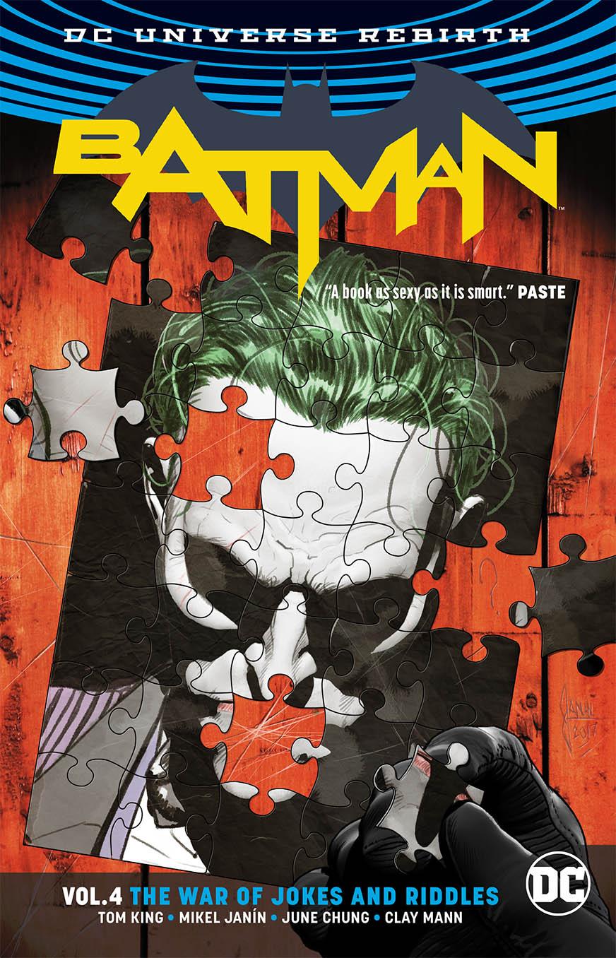 Batman 4 - The War of Jokes and Riddles