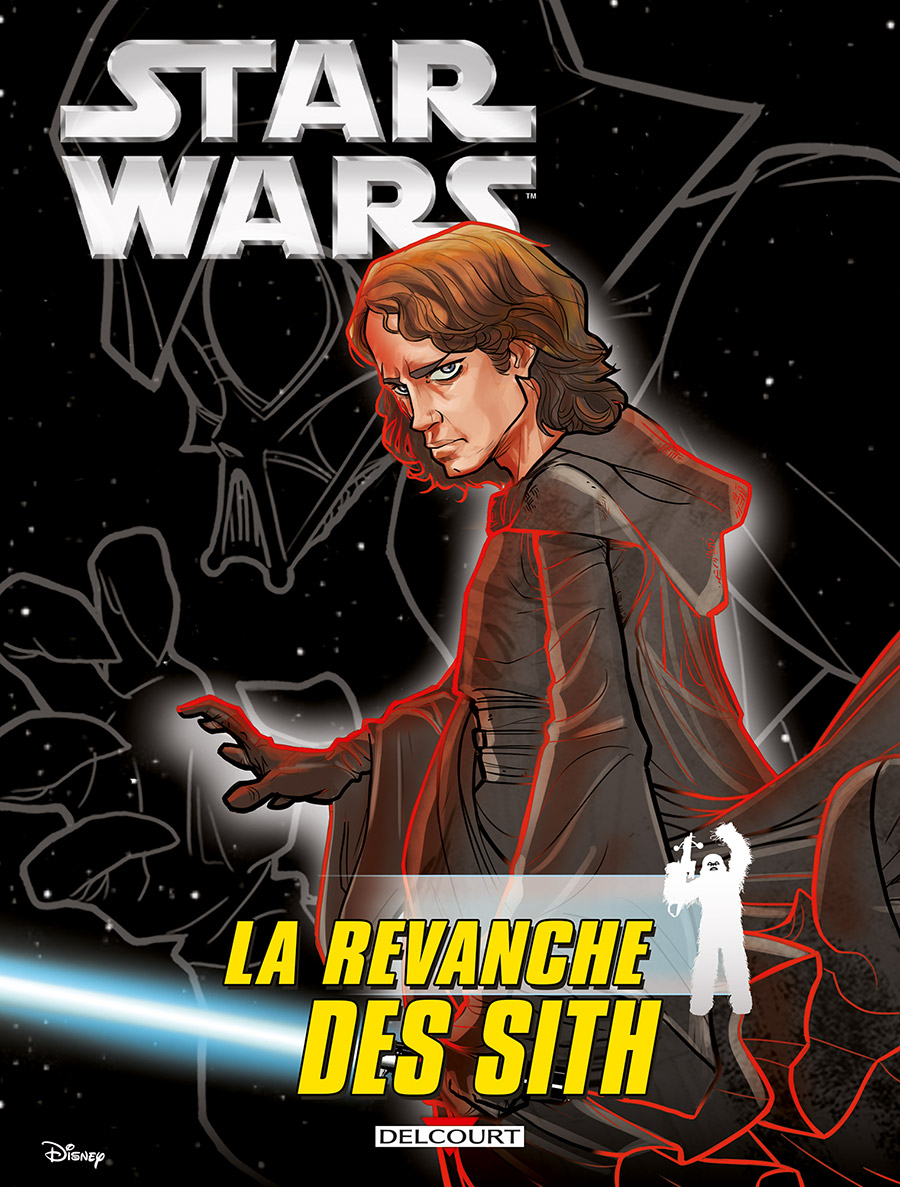 Star Wars (Jeunesse) 3 - Star Wars Épisode III. La Revanche des Sith