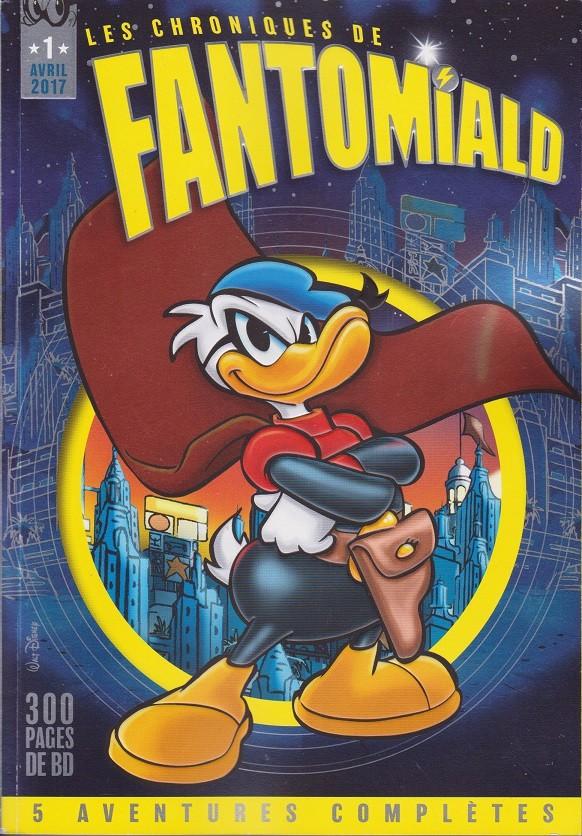 Fantomiald 1 - Les Chroniques de Fantomiald
