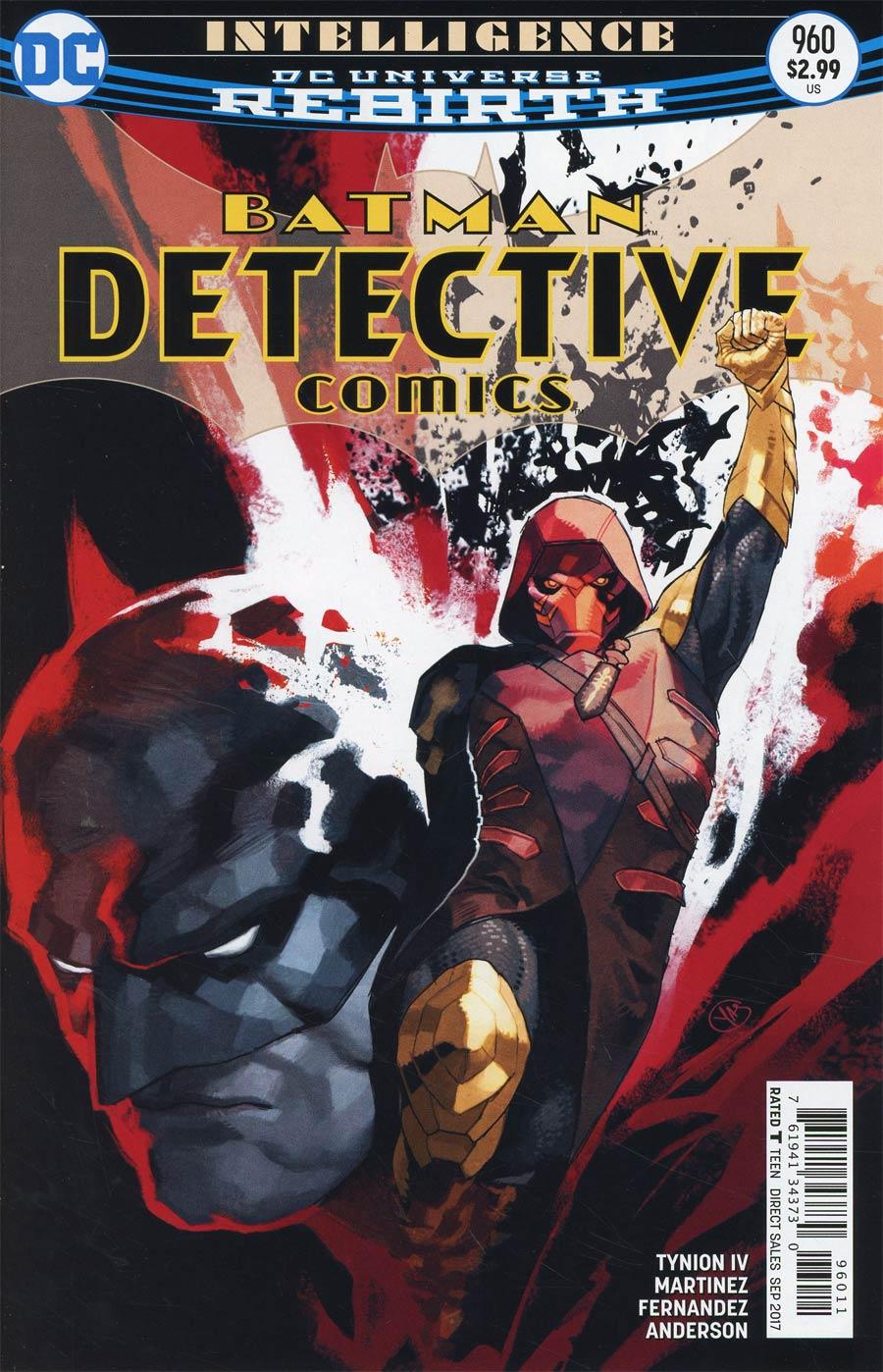 Batman - Detective Comics 960 - Intelligence 3: Short Circuit