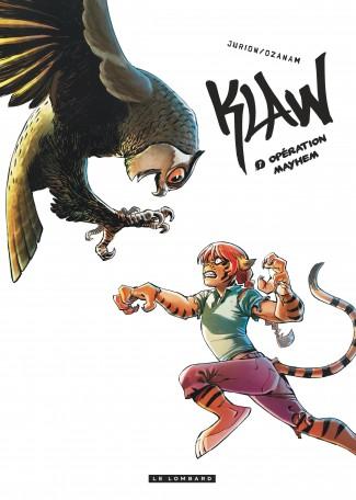 Klaw 7 - Opération Mayhem