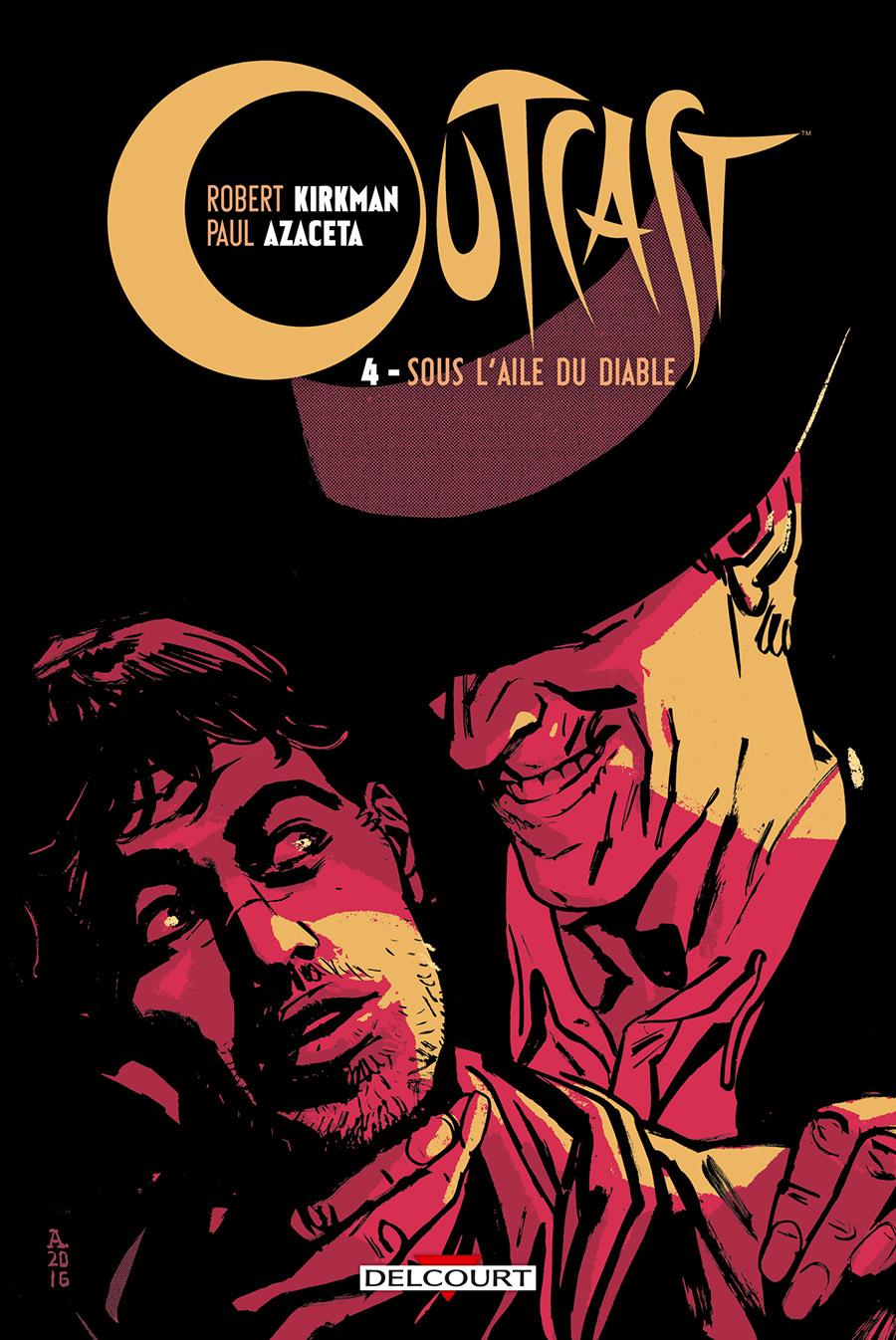 Outcast 4 - Sous l'aile du Diable