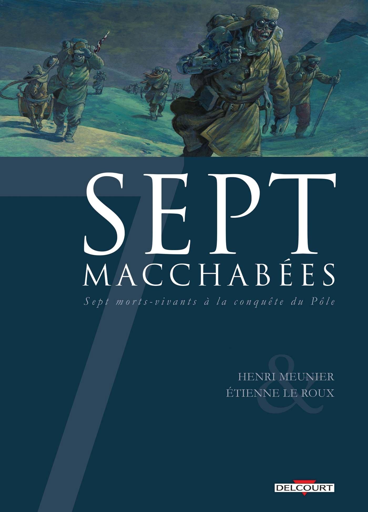 Sept 21 - 7 Macchabées