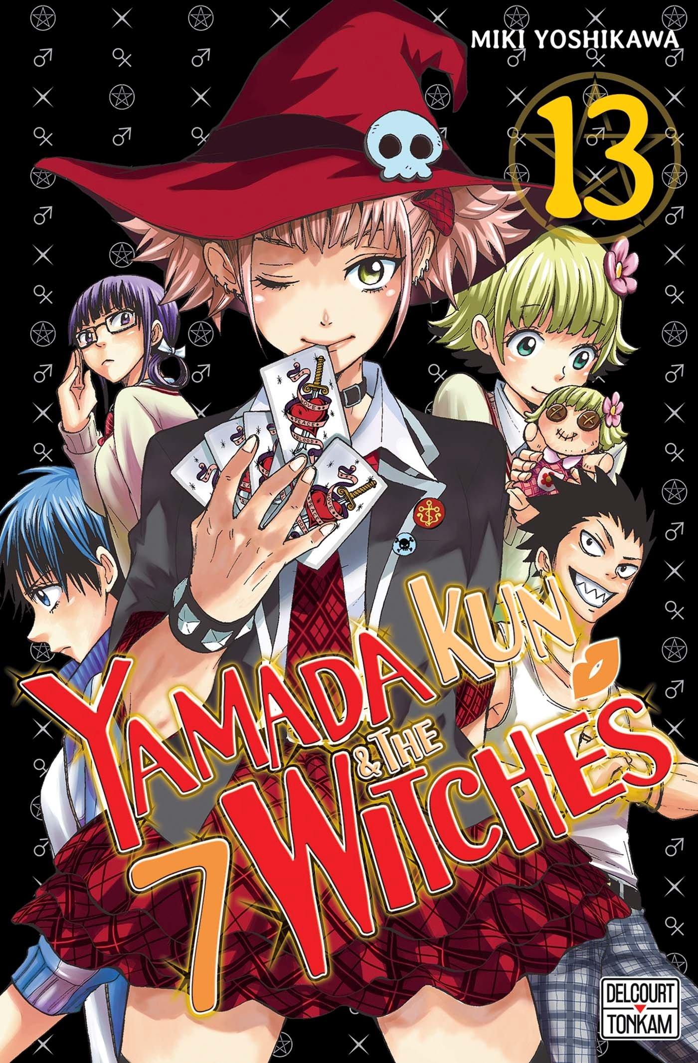Yamada kun & The 7 Witches 13