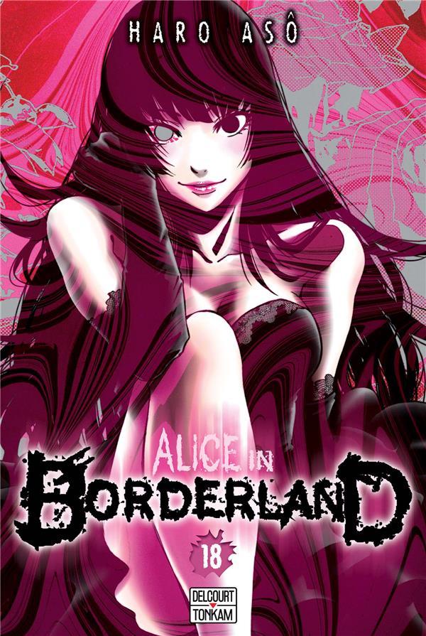 Alice in Borderland 18